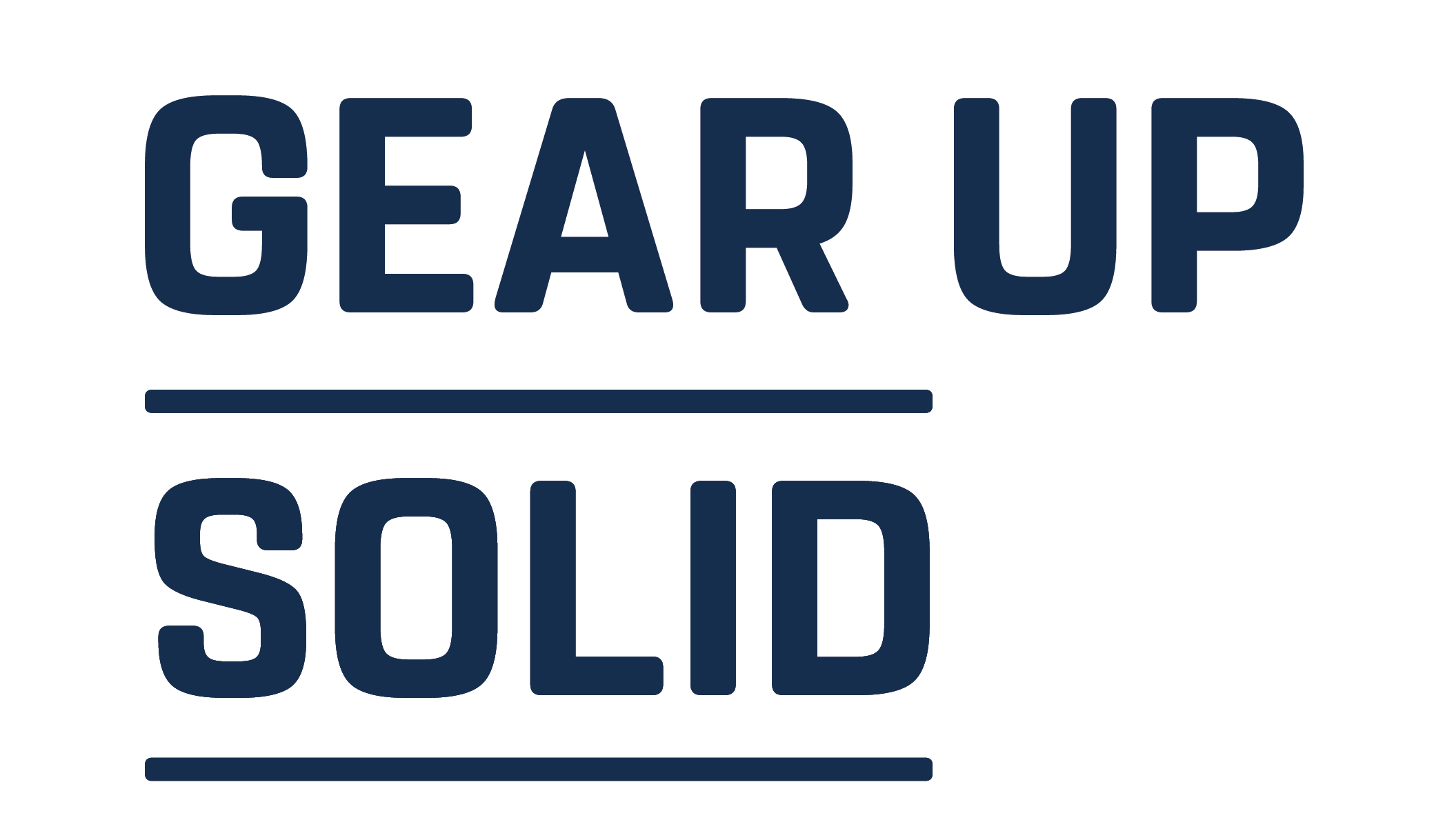 Gear up solide